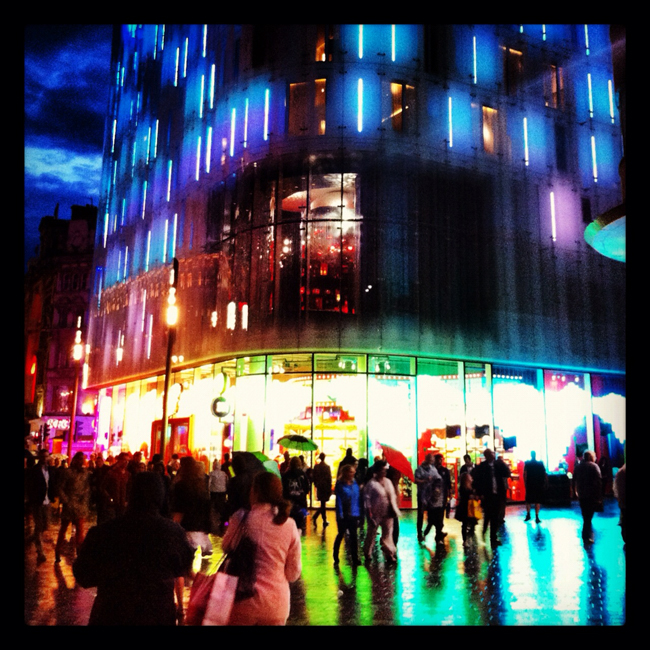 M&M World, Leicester Square, London