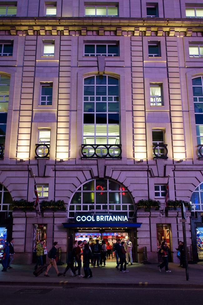 London Cool Britannia