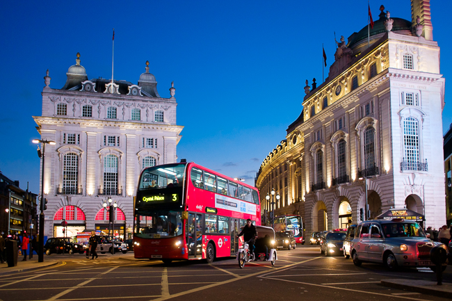 London Dusk 01